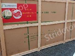 武汉市腾亚科技有限公司给松滋市镇泰民族学校捐赠环保黑板